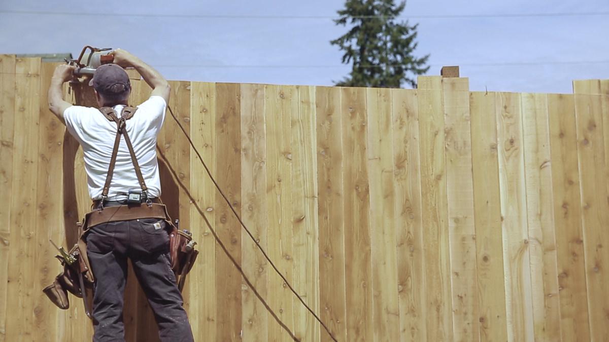 Fence installation Jackson
