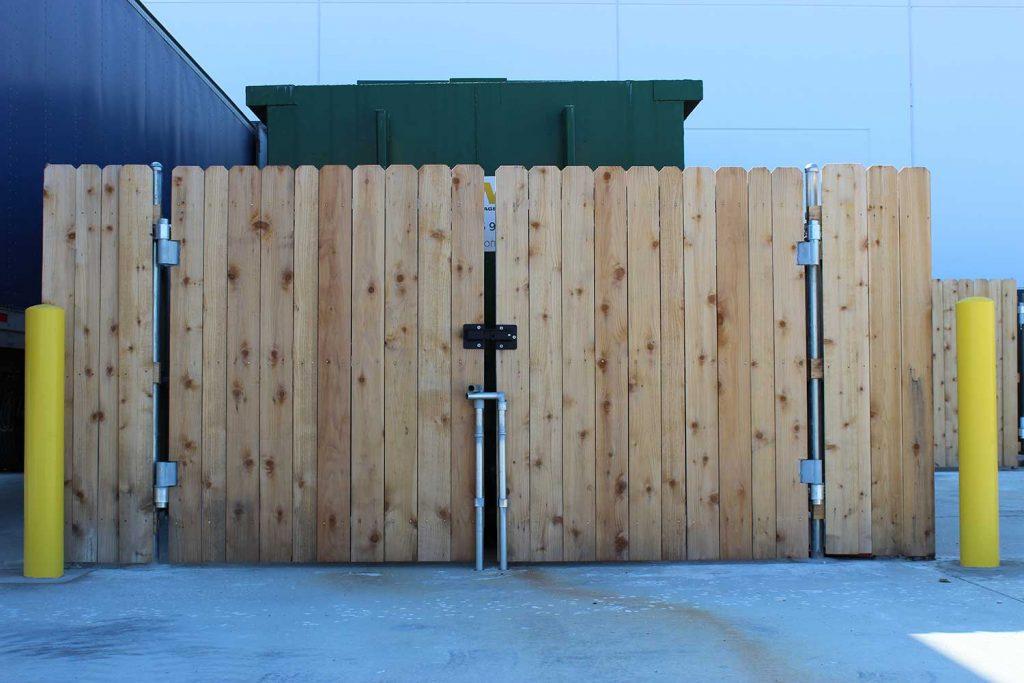 Jackson Fence company